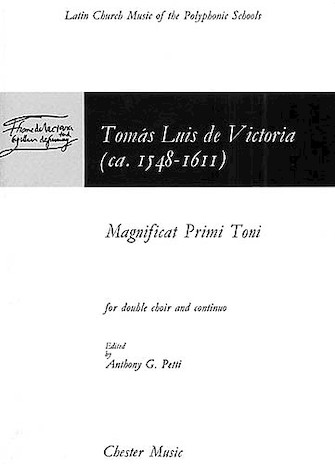 Product Cover for Magnificat Primi Toni