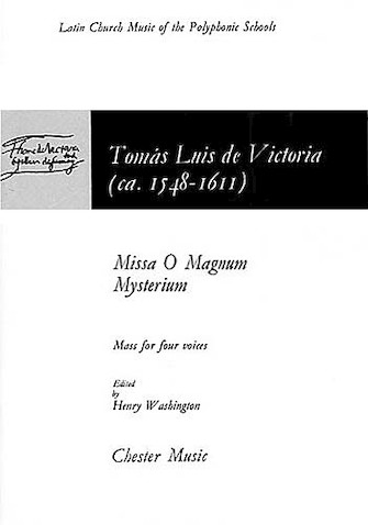 Product Cover for Missa O Magnum Mysterium