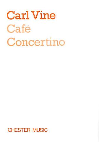 Product Cover for Café Concertino
