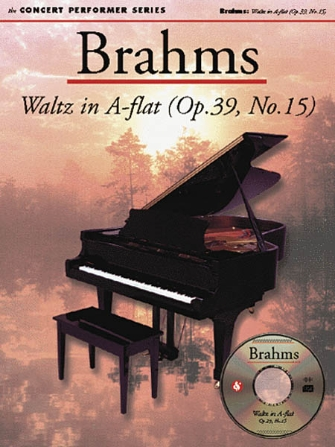 Product Cover for Brahms: Waltz in A Flat (Op. 39, No. 15)