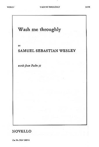 Product Cover for Wash Me Throughly