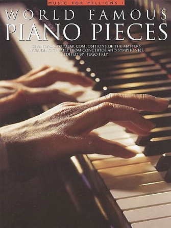 Product Cover for World Famous Piano Pieces