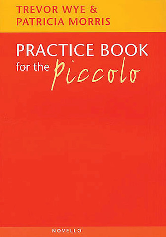 Product Cover for Practice Book for the Piccolo