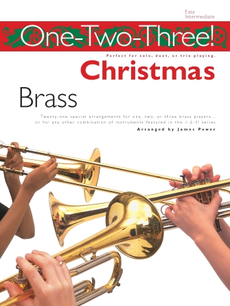 Product Cover for One-Two-Three! Christmas – Brass