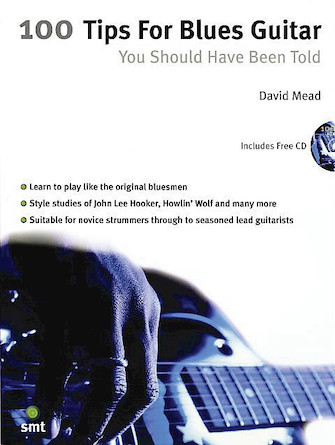 Product Cover for 100 Tips for Blues Guitar You Should Have Been Told