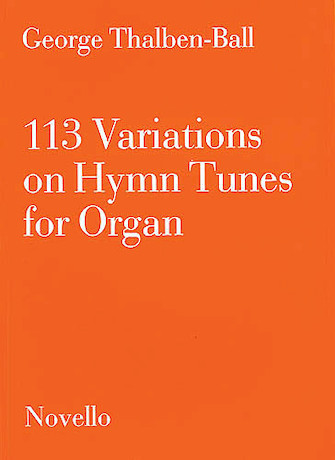 Product Cover for 113 Variations on Hymn Tunes for Organ
