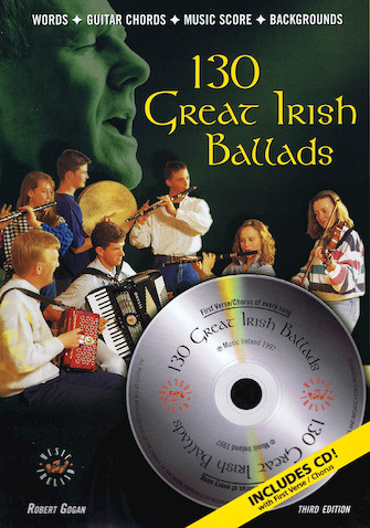 Product Cover for 130 Great Irish Ballads