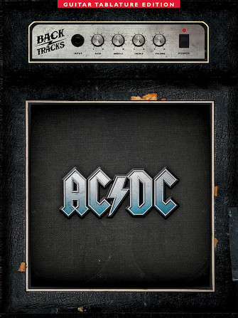 Product Cover for AC/DC – Backtracks