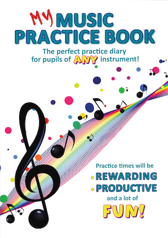 Product Cover for My Music Practice Book