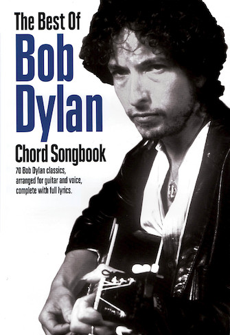Product Cover for The Best of Bob Dylan Chord Songbook