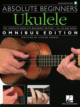 Product Cover for Absolute Beginners – Ukulele