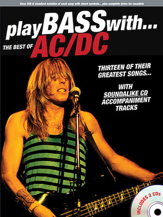 Product Cover for Play Bass with the Best of AC/DC