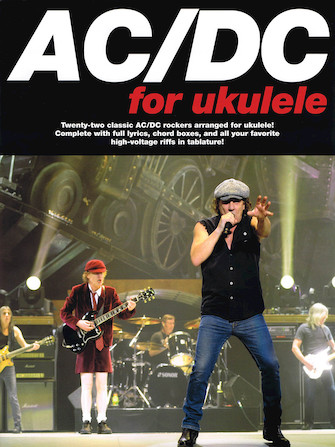 Product Cover for AC/DC for Ukulele