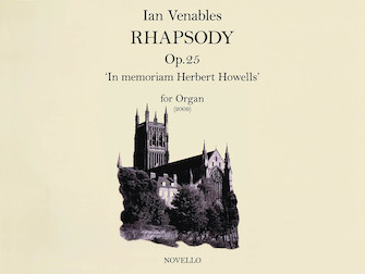 Product Cover for Rhapsody, Op. 25