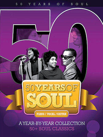 Product Cover for 50 Years of Soul