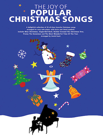 Product Cover for The Joy of Popular Christmas Songs
