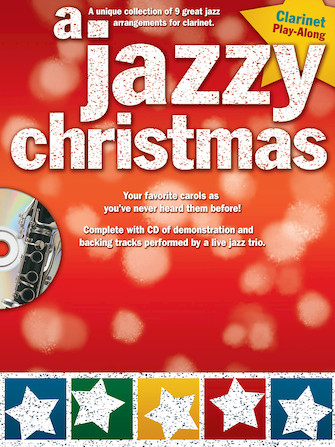Product Cover for A Jazzy Christmas