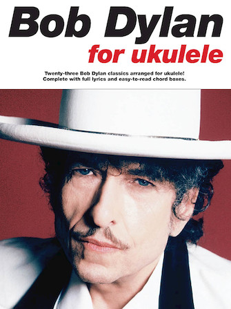 Product Cover for Bob Dylan for Ukulele
