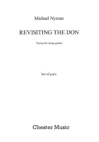 Product Cover for Revisiting the Don