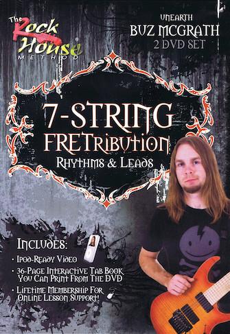 Buz McGrath of Unearth – 7-String Fretribution