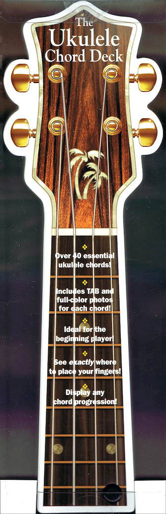 Product Cover for Ukulele Chord Deck