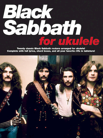 Product Cover for Black Sabbath for Ukulele