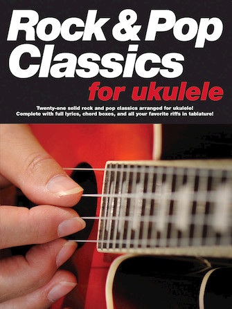 Product Cover for Rock & Pop Classics for Ukulele