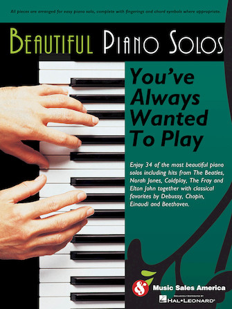 Product Cover for Beautiful Piano Solos You've Always Wanted to Play