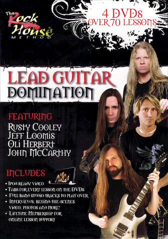 Product Cover for Lead Guitar Domination