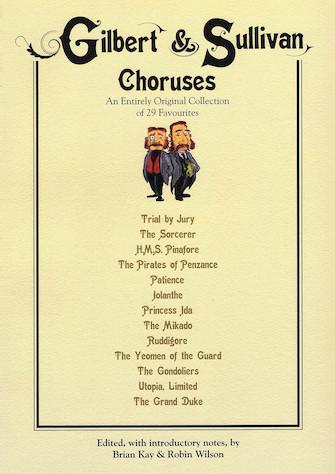 Product Cover for Gilbert & Sullivan Choruses