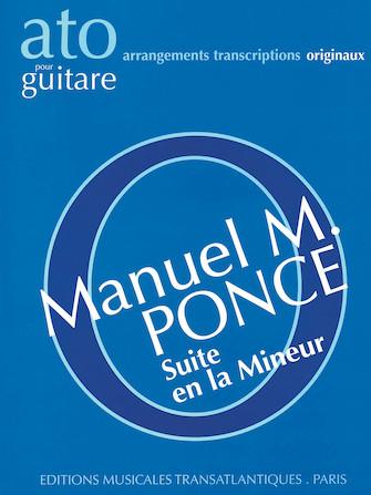 Product Cover for Suite en la Mineur