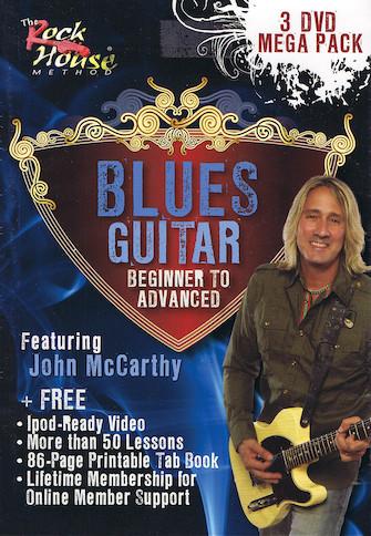 John McCarthy – Blues Guitar Mega Pack