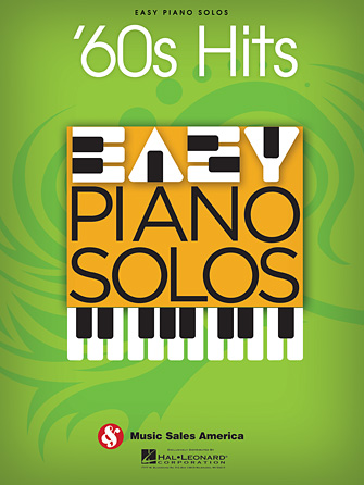 Product Cover for '60s Hits – Easy Piano Solos