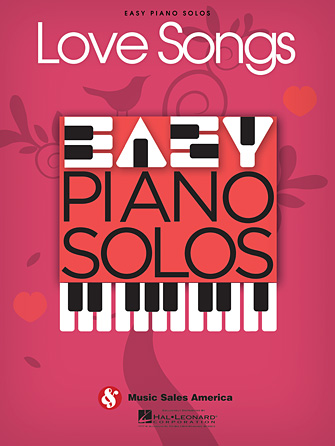 Product Cover for Love Songs – Easy Piano Solos