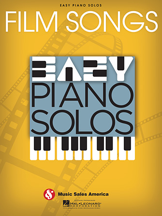 Product Cover for Film Songs – Easy Piano Solos