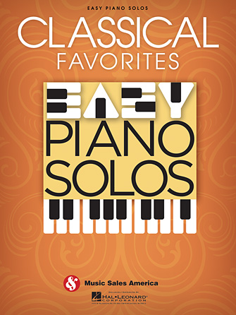 Product Cover for Classical Favorites – Easy Piano Solos