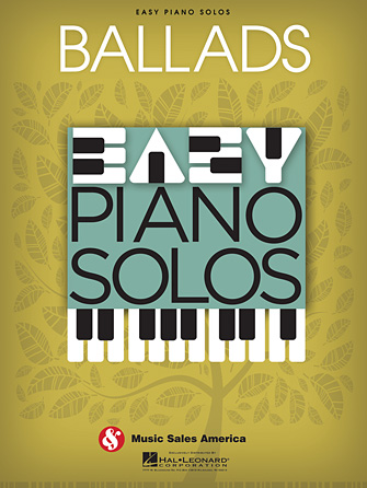 Product Cover for Ballads – Easy Piano Solos