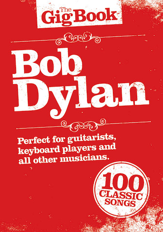 Product Cover for Bob Dylan – The Gig Book