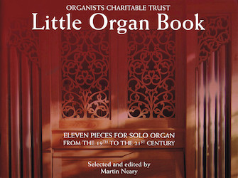 Product Cover for Little Organ Book