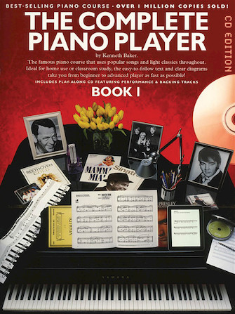 Product Cover for The Complete Piano Player – Book 1