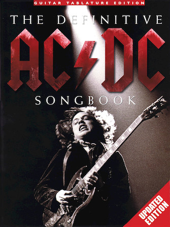 Product Cover for The Definitive AC/DC Songbook