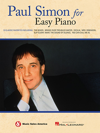Product Cover for Paul Simon for Easy Piano