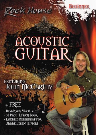Acoustic Guitar – Beginner Level