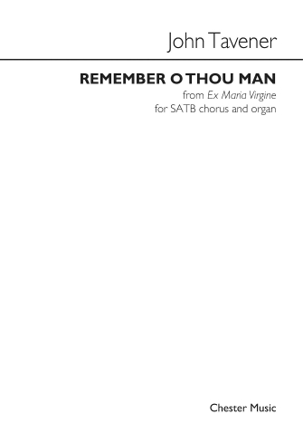 Product Cover for Remember O Thou Man from Ex Maria Virgine