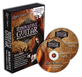 Product Cover for Rob Balducci – Innovative Guitar