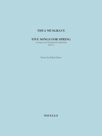 Product Cover for Five Songs for Spring