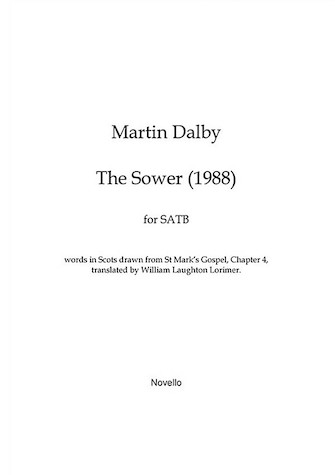 Product Cover for The Sower (1988)