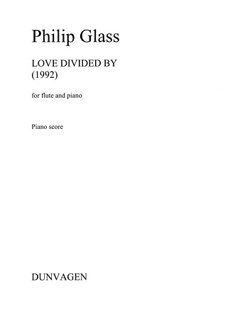 Product Cover for Love Divided By