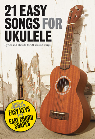Product Cover for 21 Easy Songs for Ukulele