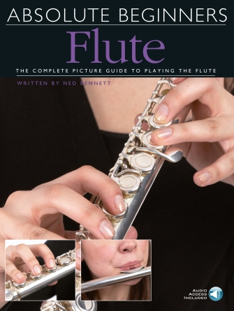 Product Cover for Absolute Beginners Flute